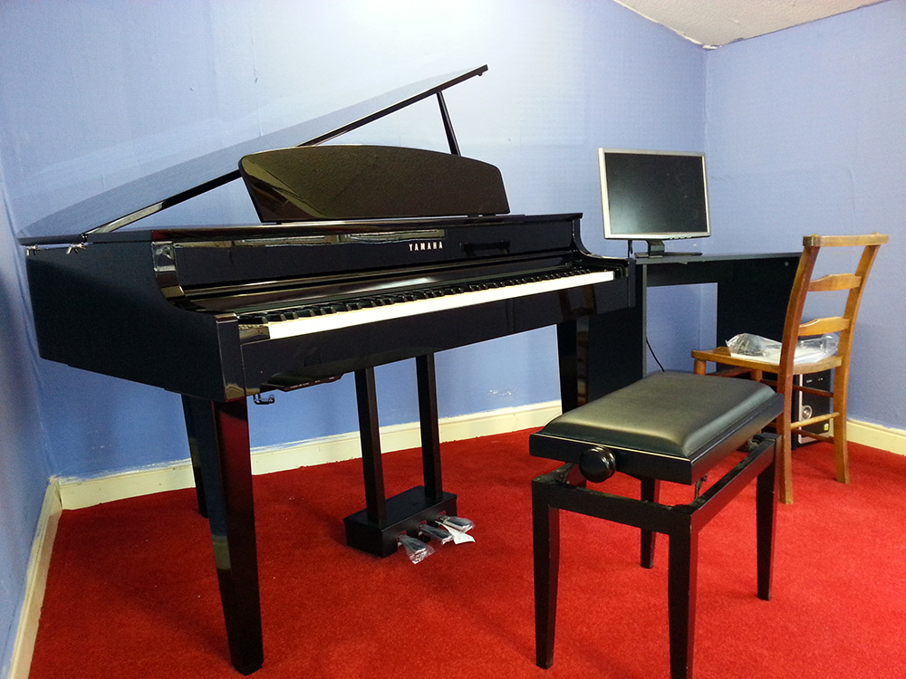 Thames Valley Piano School Has New Classroom